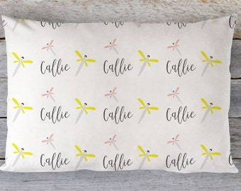 Personalized Toddler Pillowcase - Personalized Pillowcase for girl - Personalized pillow - Toddler Pillow - Toddler Pillowcase -Kids Pillow