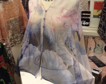 Ethereal multi-use scarf