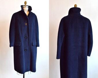 Vintage 1960s LILLI ANN camel hair coat