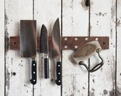 Mess Hall Knife Rack for Kitchen by Peg and Awl