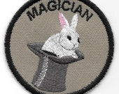Magician Geek Merit Badge Patch