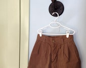 Vintage Esprit high waisted shorts. Small.