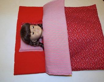 Sleep Bed for 18 Inch Fashion Doll American Girl