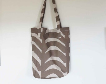 marimekko tote , market bag, modern tote, multi purpose bag, travel bag