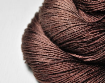 Mother earth is stirring - Silk/Cashmere Lace Yarn