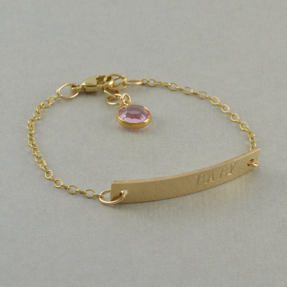 id bracelet engraved sted sterling by