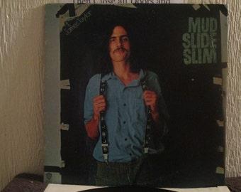 James Taylor vinyl - Mud Slide - Original - Vintage Record lp in EX+ Condition.