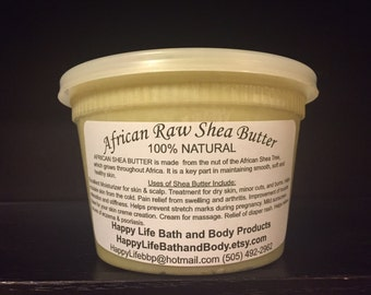 African Raw Shea Butter