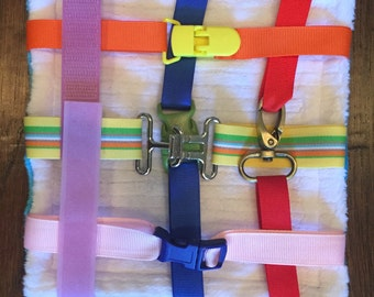 Multi Buckle Toy