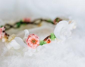 Lorelai Flower Crown - Photography Prop