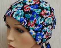 Cancer Headwear, Head Wrap, Alopecia, Hair Loss, Chemotherapy Cap, Chemo Scarf, Hair Scarf