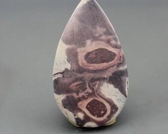 Porcelain Jasper Cabochon