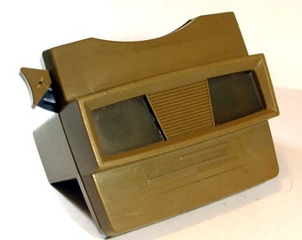"Vintage Belgium 3D Stereo Viewer ""VIEW-MASTER"""