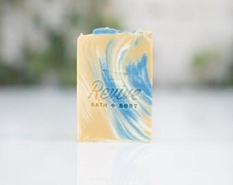 Patchouli, Litsea, + Lavender Soap Bar
