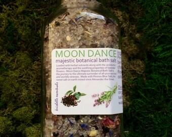 Moondance Botanical Bath Salt Tea-16oz