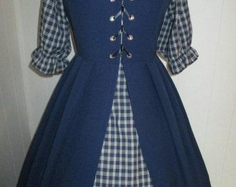 Renaissance Irish Overdress Gown in Twil 38/32