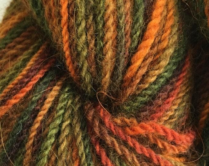 Orange Grove Angora Merino Yarn