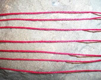7 Red String Bracelets, Spiritual