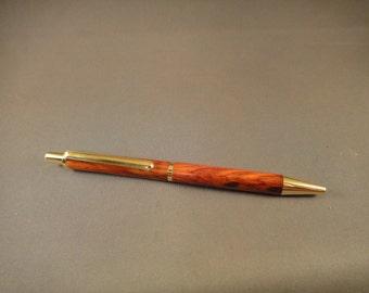 Classic Click Pen - Cocobolo Wood