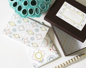 Morroco Stationery Set