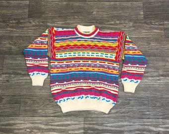 90s COOGI Pure New Wool Sweater