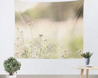 Art Wall Tapestry Glimmering Light fine art photography home decor