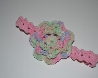 "12"" Crochet head band"