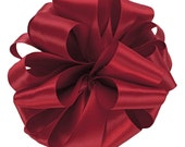 Extra Ribbon for Bloomers in Scarlet Red - Custom order for Bridget Jeffrey
