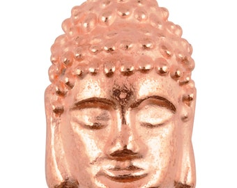 Casting-10x12mm Buddha-Copper-Quantity 1