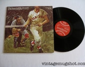The Impossible Dream Story of the Red Sox Private Label BASEBALL  LP  Vinyl  Record 1967