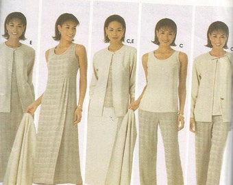 Simplicity 5345 Easy to Sew Separates Pattern  SZ 8-14  CLEARANCE ITEM