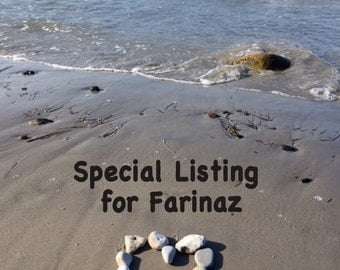 special listing for Farinaz