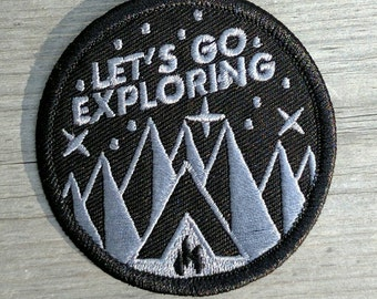 Let's Go Exploring patch