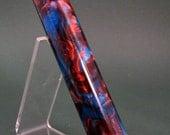 """Resin / Acrylic Pen Blank ... """"Fiery Sky"""""""