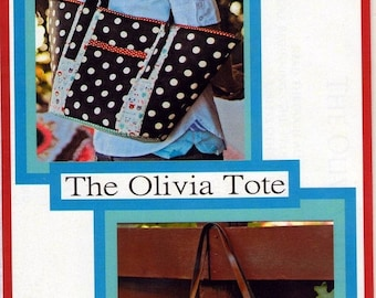 30% OFF store closing The Olivia Tote by kati cupcake