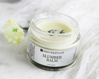 Slumber Balm | Catnip Infused balm | Aromatherapy Balm | 100% natural and vegan