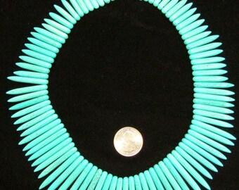 Turquoise Magnasite Sticks