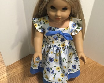 "Doll Dress for 18"" Doll"