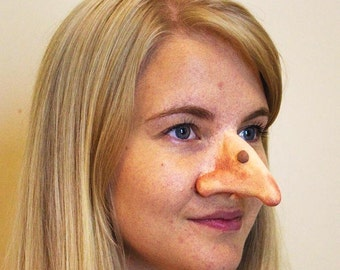 Witch Nose Prosthetic