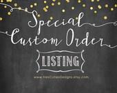 Custom Listing for Jaime (randjdonath)