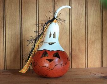 Ghostly Mini Gourd 1