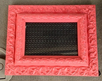 Picture frame hand painted