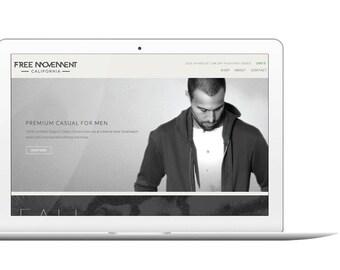 Ecommerce Website Design, Ecommerce Website, Squarespace, Web Design, Ecommerce Web, Minimalist Website, Modern Web Design