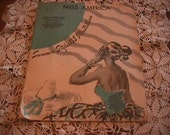 For Lesley Only--Vintage Miss America Clothing Pattern Catalog, Summer, 1948