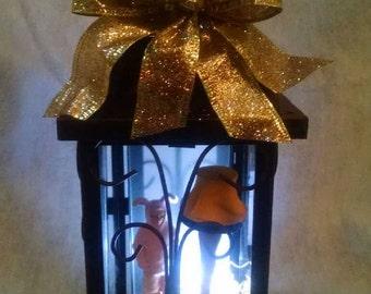 Christmas Story Light Up Lantern