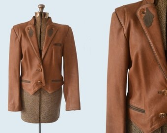 Alpine Leather Jacket