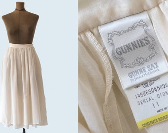 Gunned Sax Skirt size M