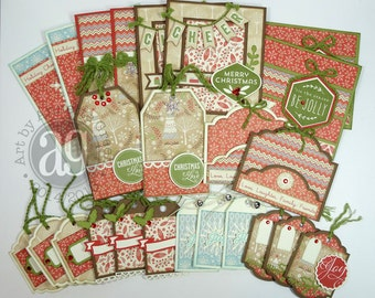 Holiday Cards & Tags Workshop Tutorial