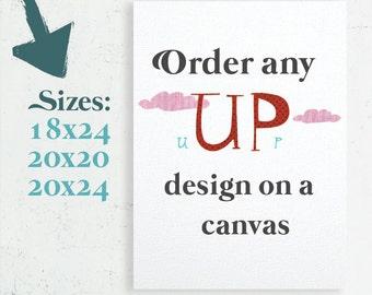 Canvas Art, Home Decor, Nursery Canvas, Bedroom Decor, Canvas gift, Gallery Wrap Canvas, 18x24 canvas, 20x20 canvas, 20x24  canvas