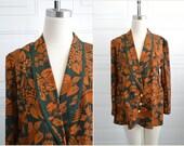 1980s Danar Hadi Batik Jacket